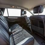 Mercedes R interno